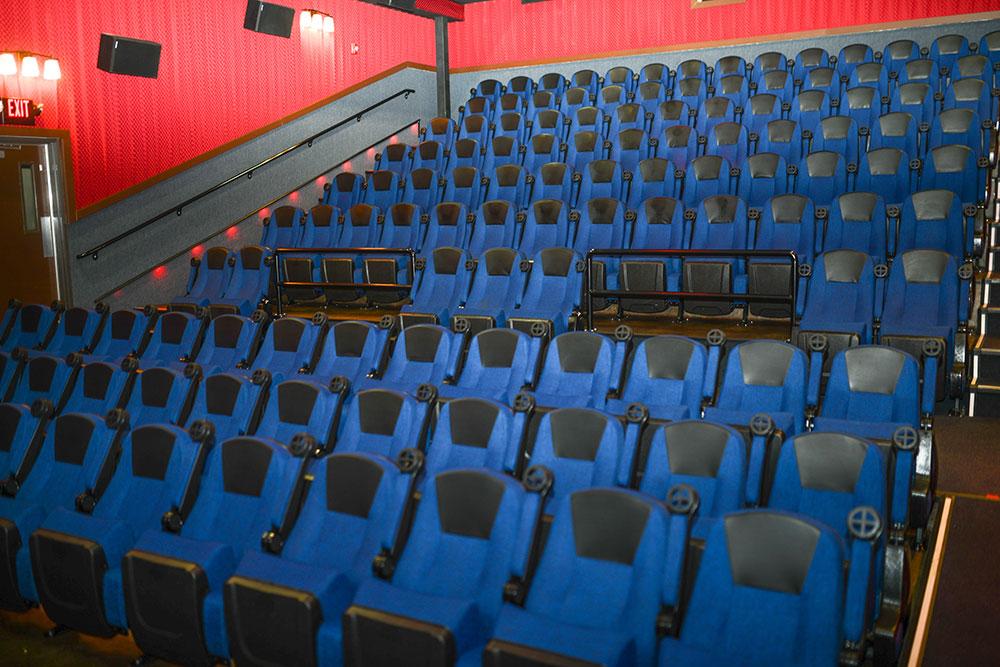 Beaverton Movie Theater