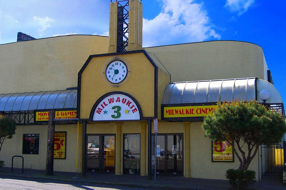 Milwaikie Wonderland Storefront