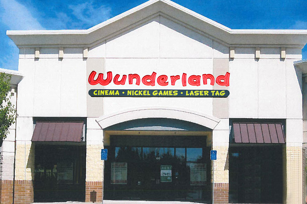 Beaverton Wunderland Storefront