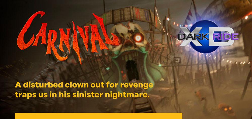 Carnival Theme - XD Dark Ride