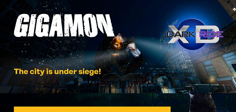 Gigamon XD Dark Ride
