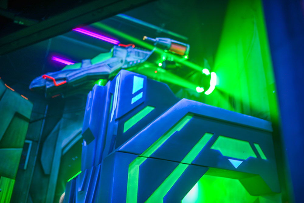 Laser Tag Beaverton