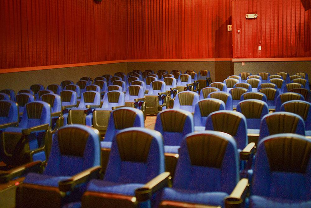 Milwaukie Movie Theater