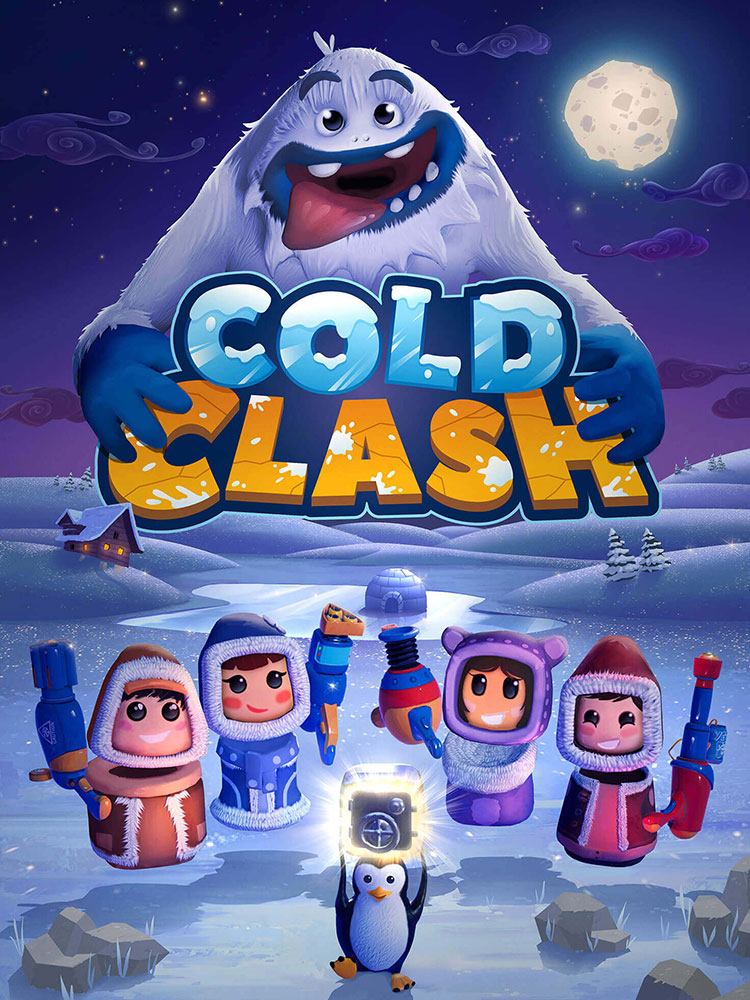 Cold Clash Poster