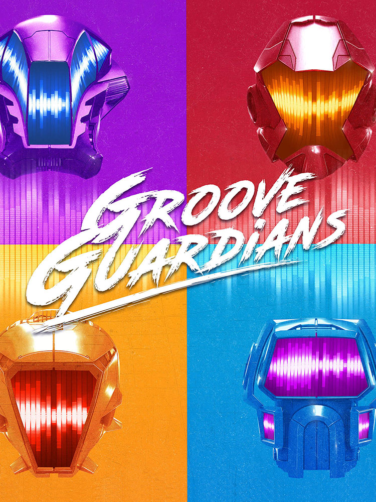 Groove Guardians Poster
