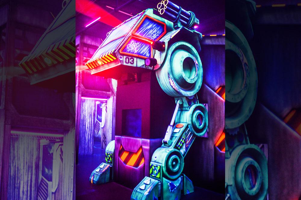 Laser Tag Image - Beaverton